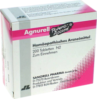AGNURELL Potenz Accord Tabletten