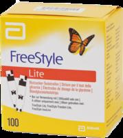 Free Style Glukose Teststreifen