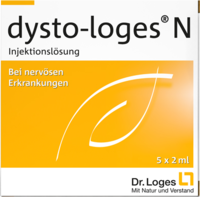 DYSTO LOGES N Injektionsl�sung Ampullen