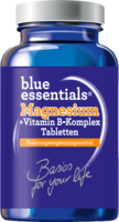 BLUE ESSENTIALS Magnesium plus Vitamin B Tabletten