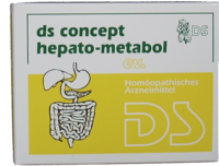 DS Concept Hepato Metabol EV. Tabletten