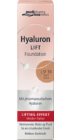 HYALURON LIFT Foundation LSF 30 soft gold