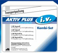 AKTIV PLUS I.V. KOMBI-SET