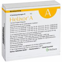 HELIXOR A Serienpackung IV Ampullen